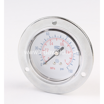 The Temperature Resistance Pressure Gauge
